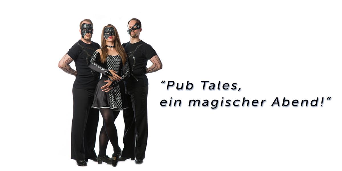Pub Tales, ein magischer Abend